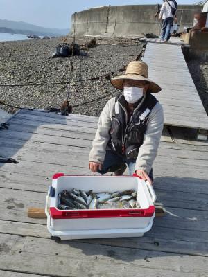 安乗釣センターの2021年4月1日(木)5枚目の写真