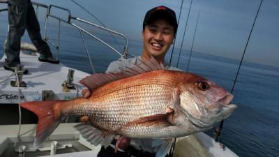 遊漁船 ニライカナイの2021年3月31日(水)3枚目の写真