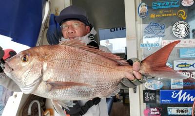 遊漁船 ニライカナイの2021年4月1日(木)2枚目の写真