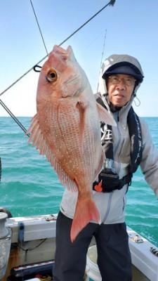 遊漁船 ニライカナイの2021年4月1日(木)4枚目の写真