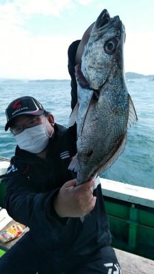 小島丸の2021年4月3日(土)1枚目の写真