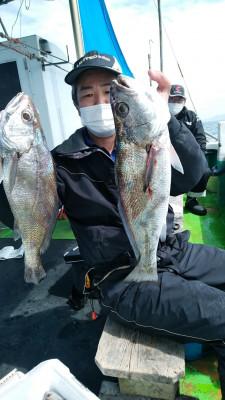 小島丸の2021年4月3日(土)2枚目の写真