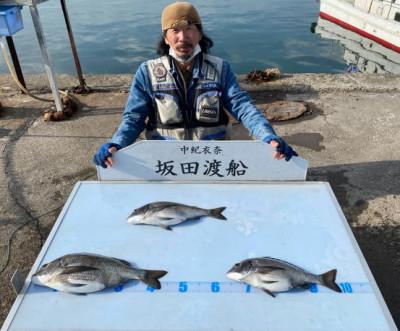 坂田渡船の2021年4月2日(金)3枚目の写真