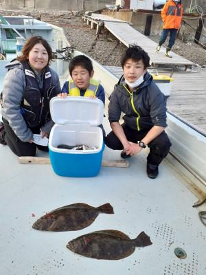 安乗釣センターの2021年4月2日(金)1枚目の写真