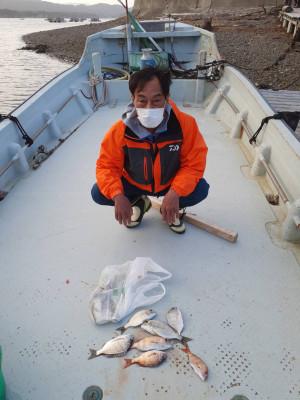 安乗釣センターの2021年4月2日(金)3枚目の写真