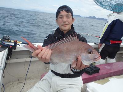 秀吉丸の2021年4月3日(土)1枚目の写真