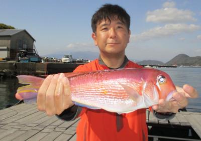 岩崎レンタルボート(岩崎つり具店)の2021年4月3日(土)2枚目の写真