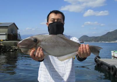 岩崎レンタルボート(岩崎つり具店)の2021年4月3日(土)3枚目の写真