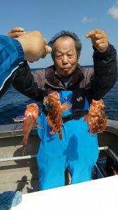 美浜釣舟センターの2021年4月3日(土)1枚目の写真