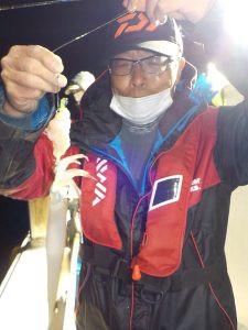 美浜釣舟センターの2021年4月3日(土)4枚目の写真