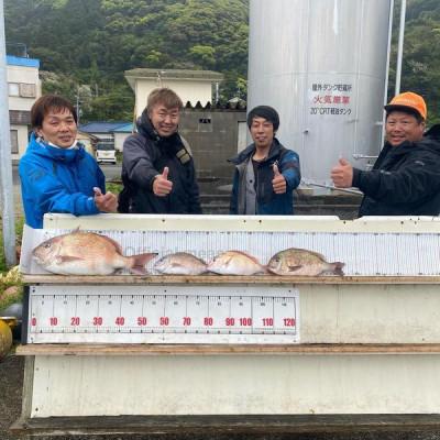 大島フィッシングの2021年4月4日(日)1枚目の写真