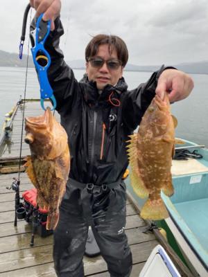 フィッシングセンター 海友の2021年4月4日(日)2枚目の写真
