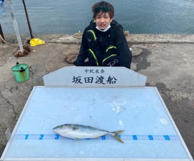 坂田渡船の2021年4月4日(日)2枚目の写真