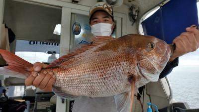 遊漁船 ニライカナイの2021年4月3日(土)3枚目の写真