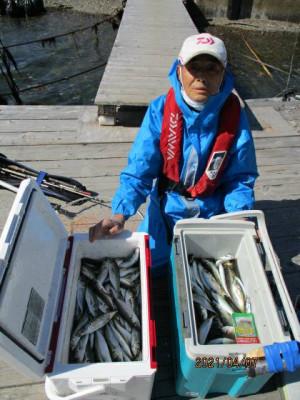 安乗釣センターの2021年4月7日(水)2枚目の写真