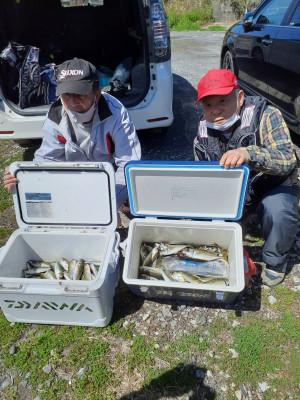 安乗釣センターの2021年4月7日(水)3枚目の写真
