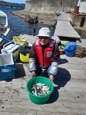 安乗釣センターの2021年4月7日(水)4枚目の写真