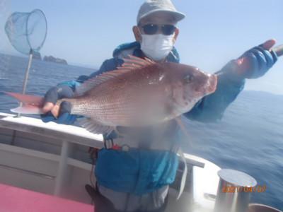 秀吉丸の2021年4月7日(水)1枚目の写真