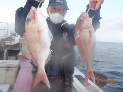 秀吉丸の2021年4月7日(水)4枚目の写真