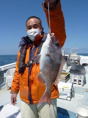 Fishing MOLA MOLAの2021年4月7日(水)5枚目の写真