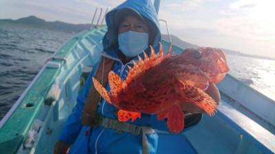 北山丸の2021年4月7日(水)1枚目の写真
