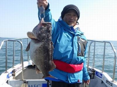 MARINE FISHING CLUBの2021年4月8日(木)1枚目の写真