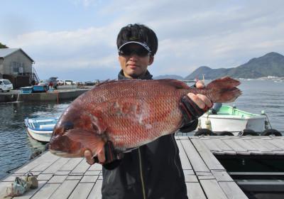 岩崎レンタルボート(岩崎つり具店)の2021年4月8日(木)1枚目の写真