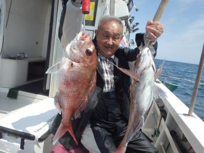 秀吉丸の2021年4月8日(木)1枚目の写真
