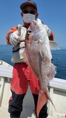 遊漁船 ニライカナイの2021年4月7日(水)1枚目の写真