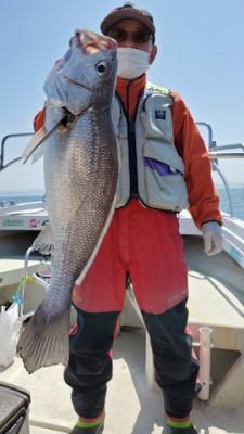 遊漁船 ニライカナイの2021年4月7日(水)5枚目の写真
