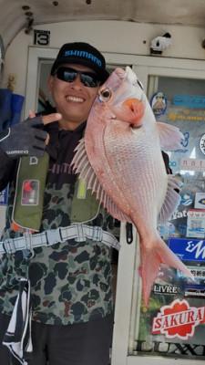 遊漁船 ニライカナイの2021年4月8日(木)5枚目の写真