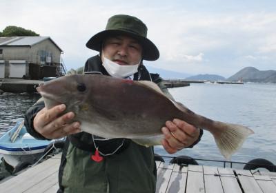 岩崎レンタルボート(岩崎つり具店)の2021年4月9日(金)1枚目の写真