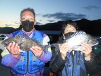 野村渡船の2021年4月10日(土)3枚目の写真