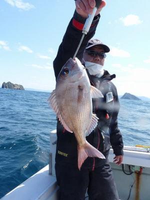 Fishing MOLA MOLAの2021年4月10日(土)5枚目の写真