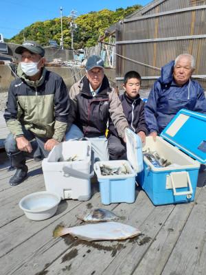 安乗釣センターの2021年4月11日(日)2枚目の写真