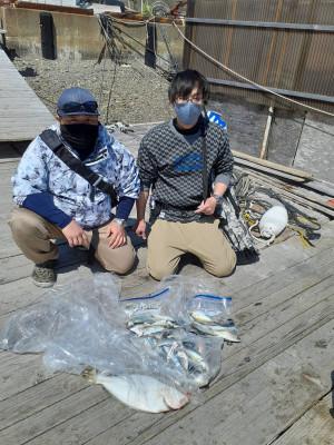 安乗釣センターの2021年4月11日(日)3枚目の写真