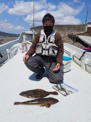 安乗釣センターの2021年4月11日(日)4枚目の写真