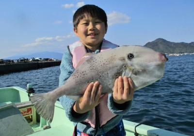 岩崎レンタルボート(岩崎つり具店)の2021年4月11日(日)1枚目の写真