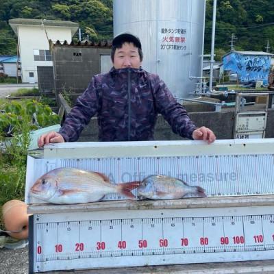 大島フィッシングの2021年4月11日(日)1枚目の写真