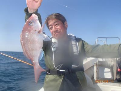 秀吉丸の2021年4月11日(日)3枚目の写真