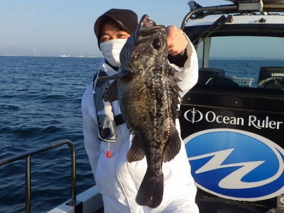 MARINE FISHING CLUBの2021年4月12日(月)1枚目の写真