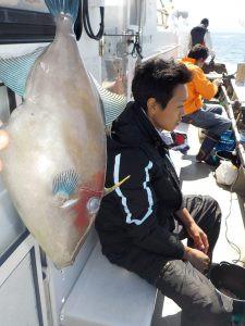 美浜釣舟センターの2021年4月11日(日)2枚目の写真