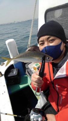 あい川丸の2021年3月27日(土)1枚目の写真