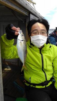 あい川丸の2021年4月10日(土)3枚目の写真