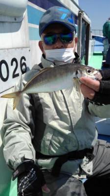 あい川丸の2021年4月11日(日)1枚目の写真