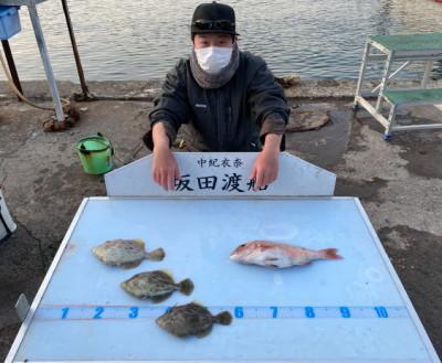 坂田渡船の2021年4月10日(土)4枚目の写真