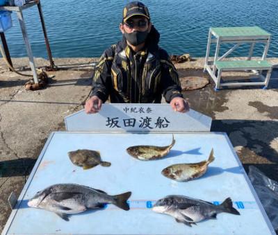 坂田渡船の2021年4月11日(日)4枚目の写真