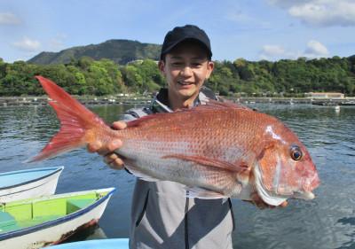 岩崎レンタルボート(岩崎つり具店)の2021年4月14日(水)1枚目の写真