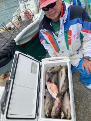 釣り船 黒潮丸の2021年4月15日(木)1枚目の写真