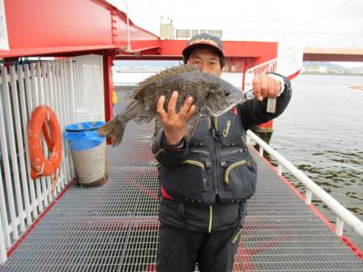 尼崎市立魚つり公園の2021年4月16日(金)1枚目の写真